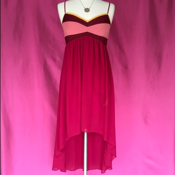 Chord Dresses & Skirts - Sleeveless High Low Dress